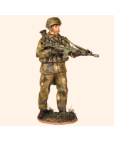 AL54 11 T.S. Private in Battle Dress Painted