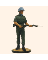 AL90 01 T.S. Private UN in India Painted