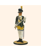 AL90 08 T.S. Officer Svea Life Guard Painted