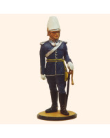 AL90 29 T.S. Officer Life Guards of Dragoons Painted