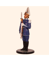 AL90 63 T.S. Trooper Life Guard Full Dress Painted