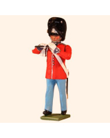 D4-03 T.S. Flutist Danish Royal Guard Painted