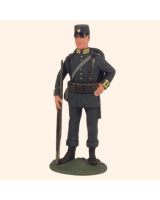 DS 07S T.S. Private Infantry Service Dress Painted