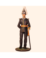 DS 10S T.S. Officer Foot Guard Full Dress Painted