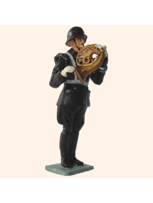SS05 T.S. French Horn Player Painted