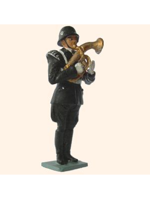 SS06 T.S. Sousaphone Player Painted