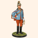 JW90 164 Dragoon Officer Painted
