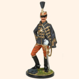 JW90 165 Hussar Officer Painted