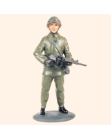JW90 S18 T.S. Private Territorial Army Painted