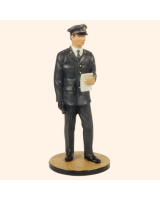 JW90 S23 T.S. Officer Army Painted