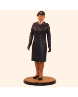 JW90 S31 T.S. Officer, with beret Painted
