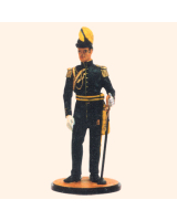 JW90 S29 T.S. General Staff Officer Painted