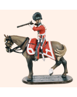 M54 03 Trooper Jutland Light Dragoons Painted
