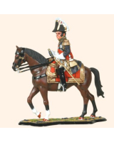 M90 04 French Marshal Colonel General of Guard Cavalry 1812 Painted