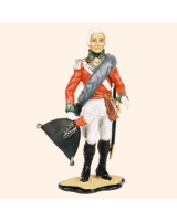 NB 1A Officer Infantry in the Peninsular 1809-1814 Painted