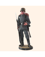 RC110 17 German Infantryman 1916 First World War Painted