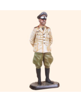 RC110 04 German Colonel General Erwin Rommel Painted