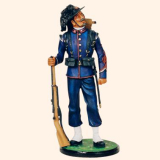 RC90 099 Sergeant Marksman Painted
