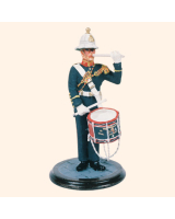 SQN54 RMB 03 Side Drummer Corps of Drums Royal Marine Band Painted