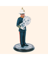 SQN54 RMB 12 Musician French Horn Royal Marine Band Painted