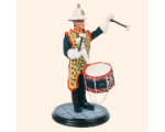 SQN54 RMB 14 Tenor Drummer Royal Marine Band Kit