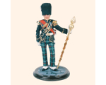 SQN54 003 Drum Major The Royal Highland Fusiliers Kit