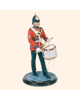 SQN54 012 Side Drummer 3rd Battalion Painted