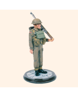 SQN54 015 Private British Light Infantry Painted