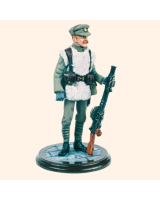 SQN54 020 British Infantry Private Painted