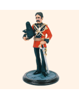 SQN54 036 Officer 16th Lancers Painted