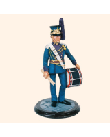 SQN54 040 Drummer Royal Yeomanry Regiment Painted