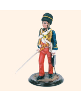 SQN54 047 Private Pennington 11th Hussars Painted