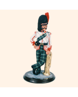 SQN54 048 Musician 74th Highland Regiment Painted