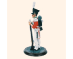 SQN54 051 Private Line Infantry Painted