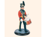 SQN54 055 Drummer 16th 5th Lancers Kit