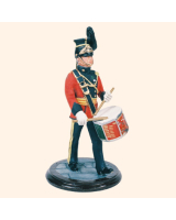 SQN54 055 Drummer 16th 5th Lancers Painted