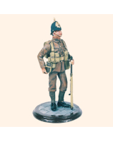 SQN54 060 Infantry Private The Railway Strike 1911 Painted