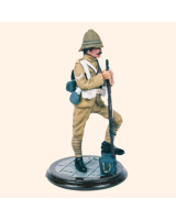 SQN54 061 Private Infantry South Africa 1901 Painted