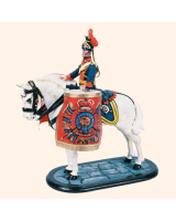 SQN54 064 Kettledrummer 9th Lancers Painted