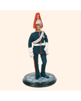 SQN54 066 Trooper Royal Horse Guards Painted