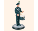 SQN54 067 Side Drummer Royal Irish Rangers Kit