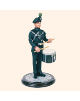 SQN54 067 Side Drummer Royal Irish Rangers Painted
