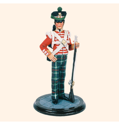 SQN54 071 Private 71st Light Infantry Kit