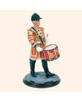 SQN54 101 Side Drummer Household Cavalry Kit