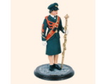 SQN54 103 Drum Major Womens Royal Army Corps 1985 Kit