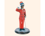 SQN54 112 Officer Dhrangadhra State Force Painted