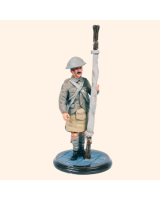SQN54 116 Stretcher Bearer 2nd Seaforth Highlanders 1916 Painted