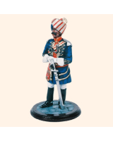SQN54 138 Officer Babnaghar State Force Painted