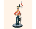 SQN54 162 Trooper 16th Lancers Painted