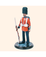SQN54 180 Guardsman Grenadier Guards Painted